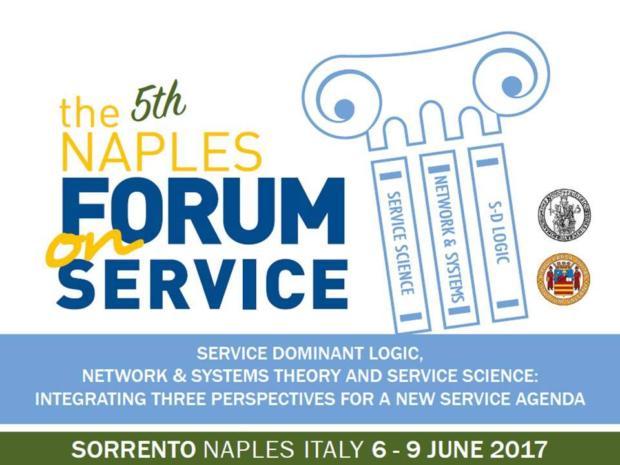 Naples Forum on Service