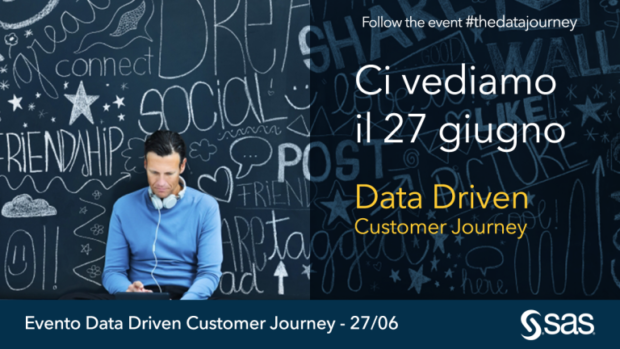 Data Driven Customer Journey
