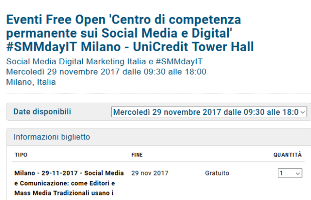 Centro di competenza permanente Social Media e Digital