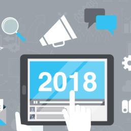 Trend digitali del 2018: dall'intelligenza artificiale ai video, i principali