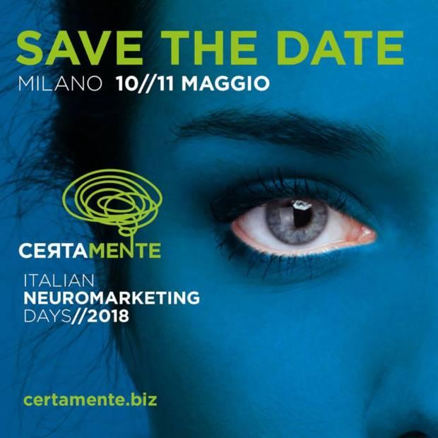Certamente 2018 - Italian Neuromarketing Days