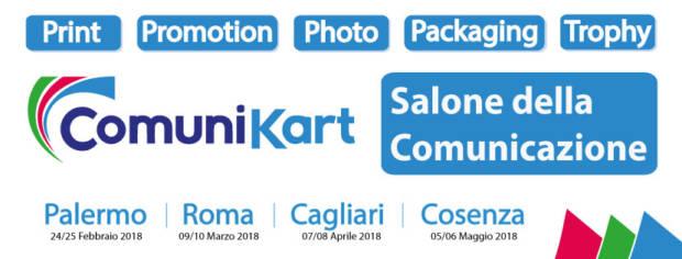 ComuniKart 2018 – Salone della Comunicazione a Roma