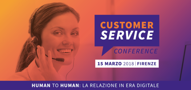 Customer Service Conference Firenze