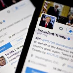 La strategia social di Trump: degli studi e un'analisi