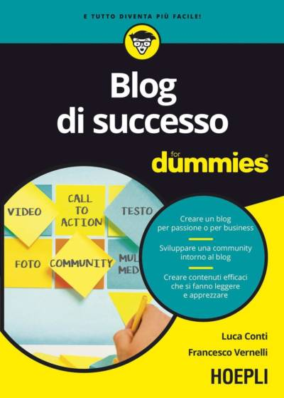 Blog di successo for dummies