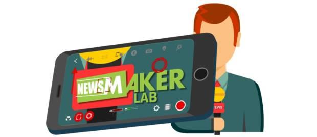 NEWSMAKER LAB - La rivoluzione digitale dei nuovi comunicatori