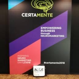 Certamente 2018: la terza edizione dell'evento dedicato al neuromarketing