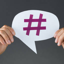Hashtag: che cosa è e come si usa sui diversi social