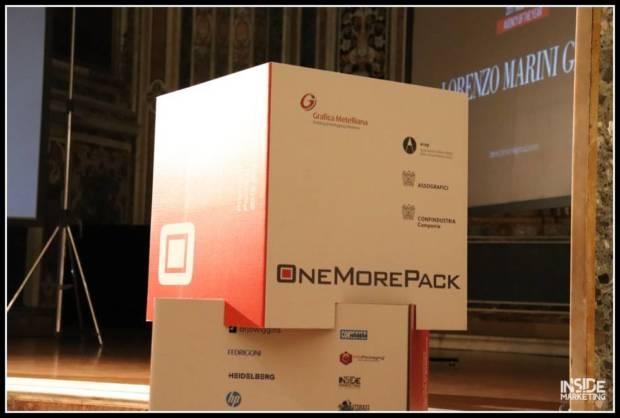 OneMorePack 2018: la premiazione diventa un viaggio esperienziale