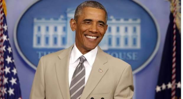 come si vestono i politici obama