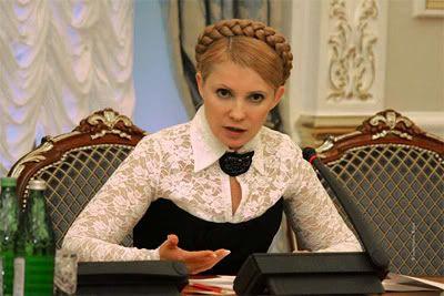 come si vestono i politici yulia tymoshenko
