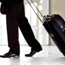 Viaggiatori d'affari: dove si sentono più insicuri e vulnerabili?