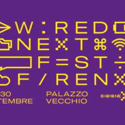 Wired Next Fest 2018 Firenze