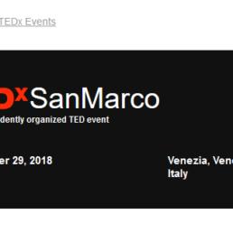 TEDxSanMarco
