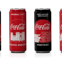 Coca-Cola e la Campania: un omaggio al territorio