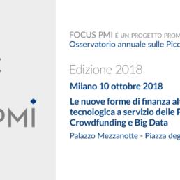Focus PMI ottobre 2018