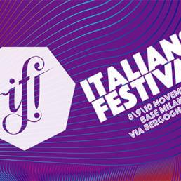 IF! Italians Festival 2018