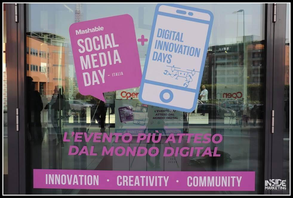 Mashable Social Media Day Italy 2018: il racconto dell'evento