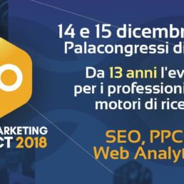 Search Marketing CONNECT 2018
