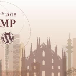 WordCamp Milano 2018
