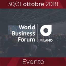 World Business Forum Milano 2018