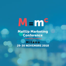 Mailup Marketing Conference 2018