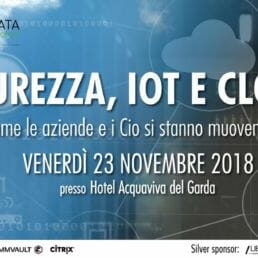 Sicurezza IoT e Cloud