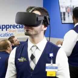 Realtà virtuale e aumentata per il business