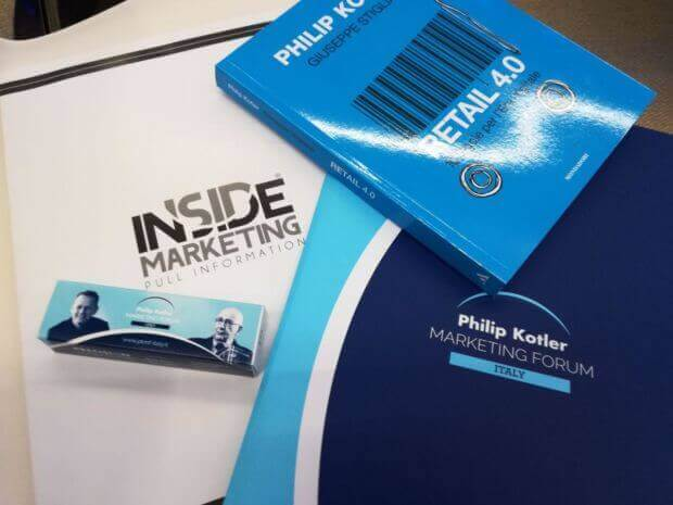 Philip Kotler Marketing Forum 2018: quando nel marketing si punta sulla precisione