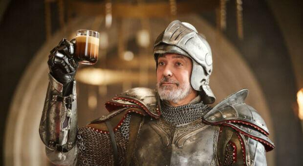 Essere il brand ambassador di Nespresso: l'impegno di George Clooney, oltre gli spot