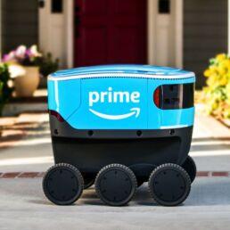Amazon Scout: il robot corriere testato negli Stati Uniti
