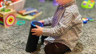Bambini e assistenti vocali: utilizzi e benefici