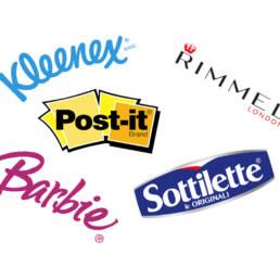 Brand diventano parole di uso comune: alcuni esempi