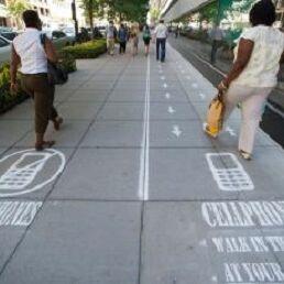 gli smartphone hanno cambiato le città