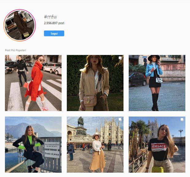 milano fashion week 2019 sui social post instagram