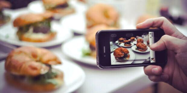 Niente più food porn, è tempo di cibo brutto su Instagram