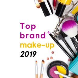top brand make up 2019