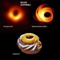 buco nero real time marketing meme zeppole