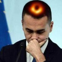 buco nero real time martketing meme di maio