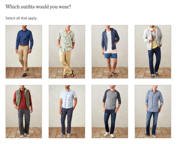 AI per il fashion Stitch fix
