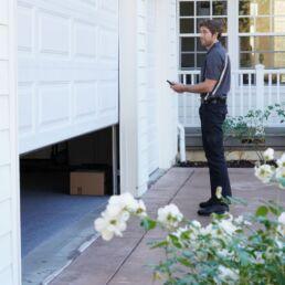 Consegna nel garage: il nuovo servizio di Amazon