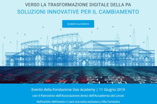 Verso la trasformazione digitale della PA: soluzioni innovative per il cambiamento