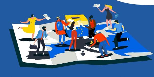 Quali sono stati temi e protagonisti della campagna elettorale per le europee 2019 sui social?