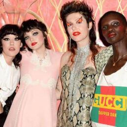 Campagna rossetti di Gucci: oltre gli stereotipi