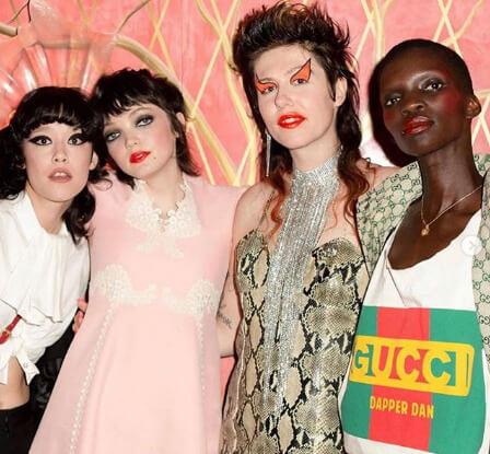 La rottura degli schemi della campagna rossetti di Gucci