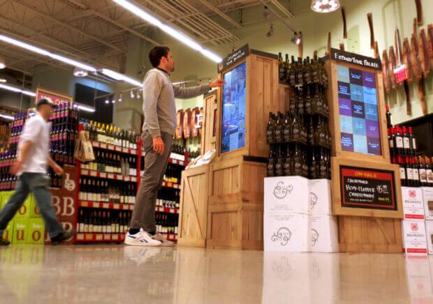 Sistemi digital signage: l'utilità per il mondo del retail, fra tante altre applicazioni
