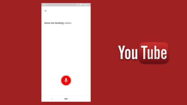 Aggiornamenti YouTube 2019: la ricerca vocale non è mai stata così veloce