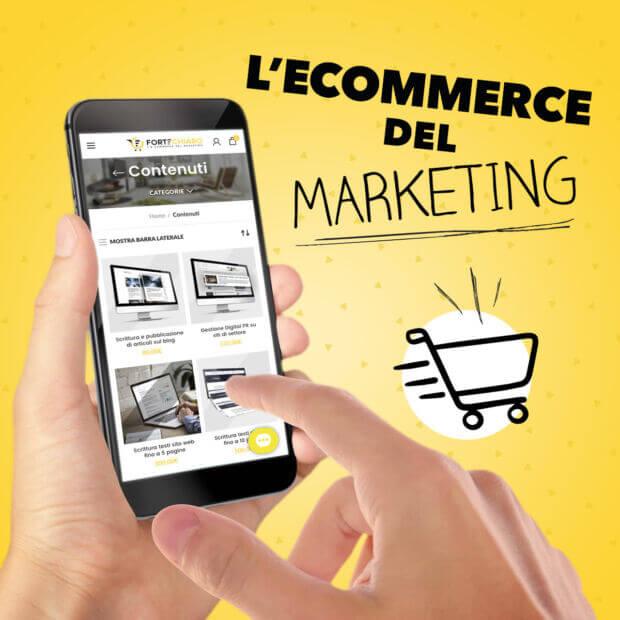 ForteChiaro: come vendere il marketing con un eCommerce