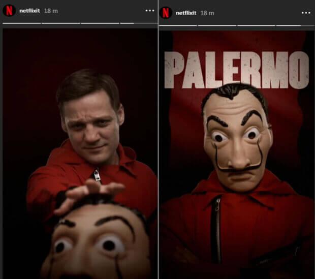 Svelato il nome del nuovo personaggio de La casa di carta: così Netflix ci insegna a fare marketing
