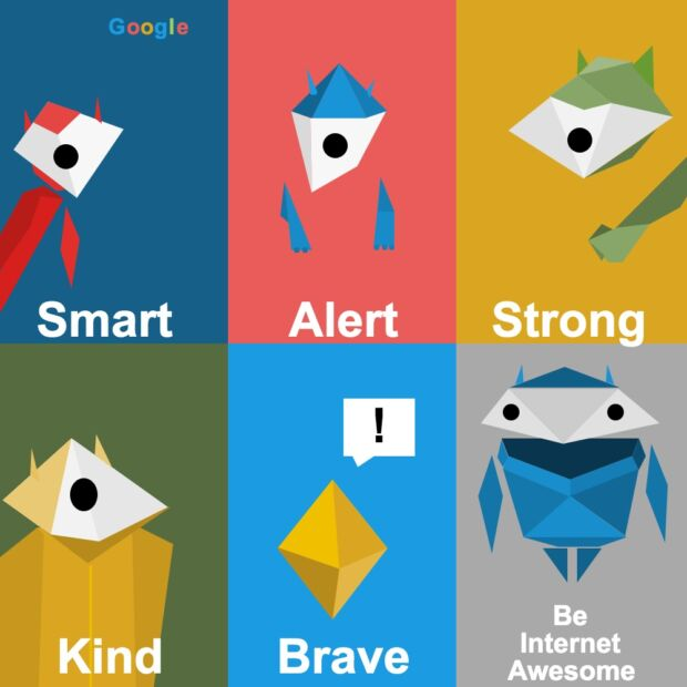 Be Internet Awesome: Google dalla parte di genitori ed educatori per insegnare ai bambini a stare in Rete